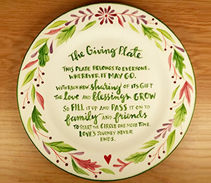 Boulder The Giving Plate