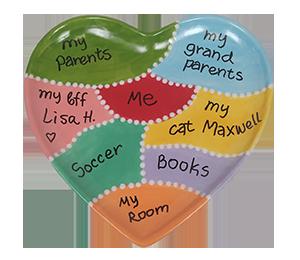 Boulder Map Of My Heart
