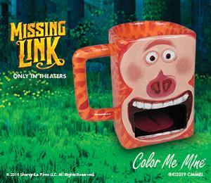 Boulder Mr. Link Mug
