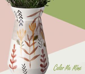Boulder Minimalist Vase