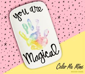 Boulder Rainbow Hand-print