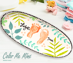 Boulder Tropical Baby Tray