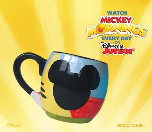 Boulder Mickey's Bubble Mug